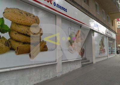 Foto murales gran formato exterior