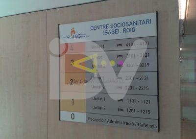 Directorios intercambiables de señalización