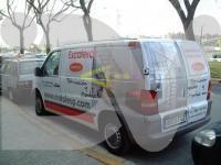 Decoración con vinilo vehículos