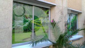 vinilo impreso efecto window