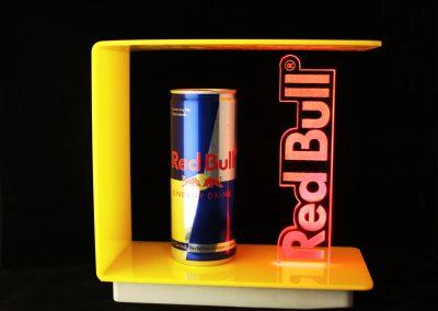 Expositor PLV Red Bull