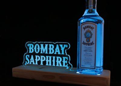 glorificador botella
